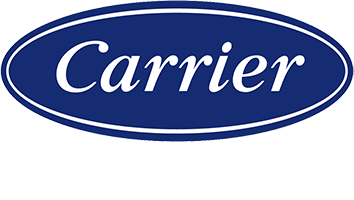 carrier logo white tagline 2020